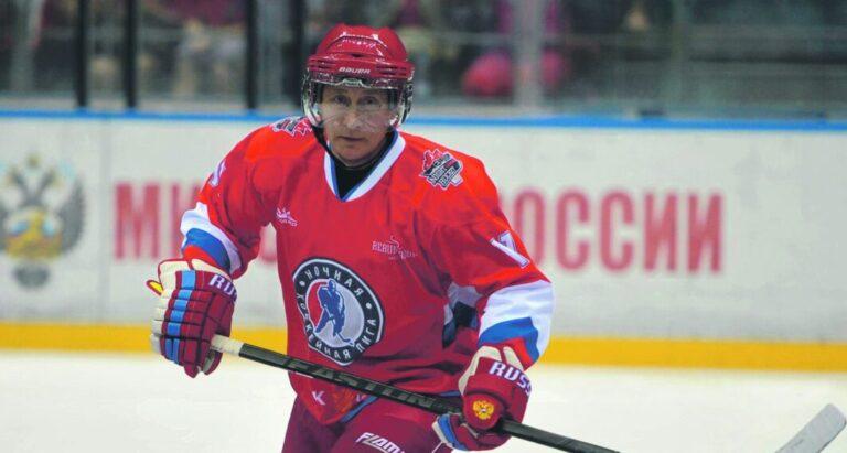 Vladimir Putini jäähokimatšid on sündmus, millest soovivad paljud osa võtta.