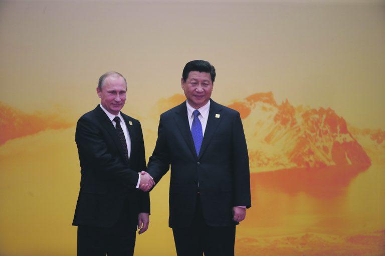 Autokraatidel Vladimir Putinil ja Xi Jinpingil on ühised huvid võimu konsolideerimise osas