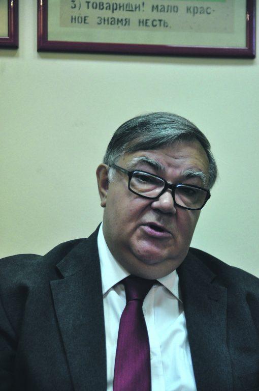 Sergei Mironenko peab Molotovi-Ribbentropi pakti kuritegelikuks.