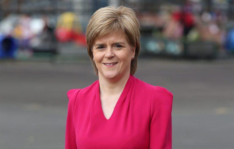 Šotimaa Rahvuspartei (SNP) liider Nicola Sturgeon.