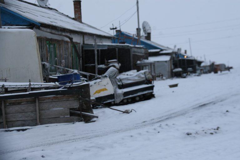 Popigai küla Krasnojarski krais. Küla pole isegi kaartidel.