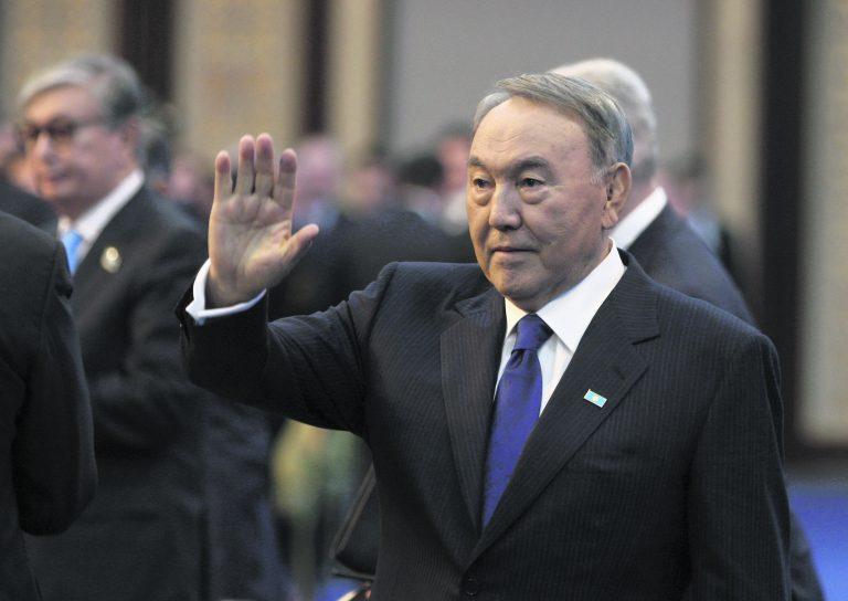 Paljude Kasahstani välispoliitiliste algatuste taga on olnud president Nursultan Nazarbajev