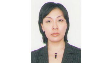 Kamilla Sheryazdanova