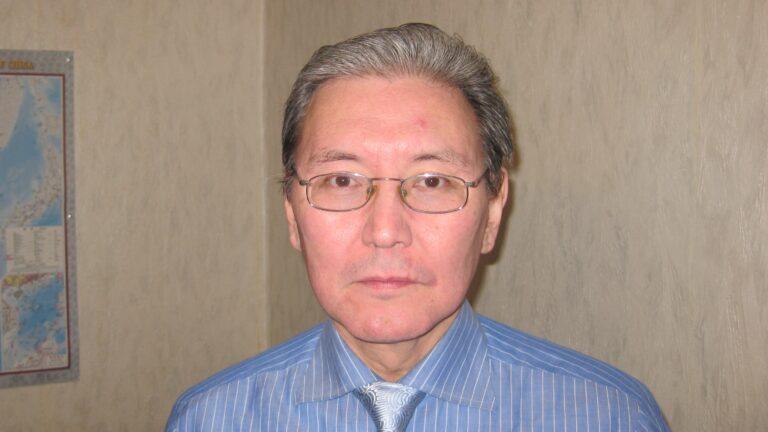 Rustem S. Kurmanguzin