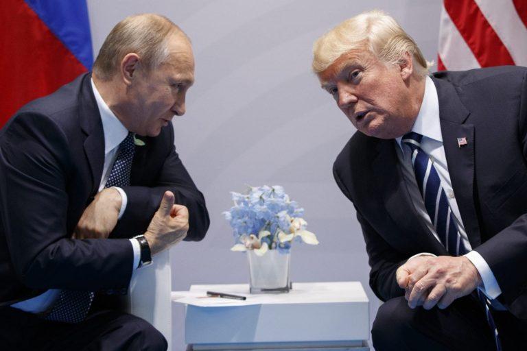 Vene president Vladimir Putin kohtus oma USA kolleegi Donald Trumpiga suvel Hamburgis G20 tippkohtumise raames.