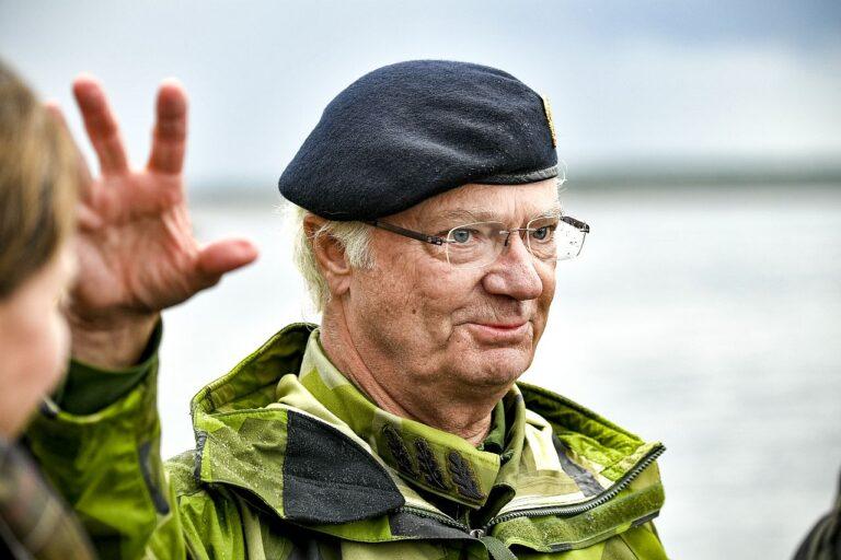 2017. aastal Gotlandil peetud õppustel koos USA ja teiste NATO riikidega osales ka Rootsi kuningas Carl Gustaf XVI.