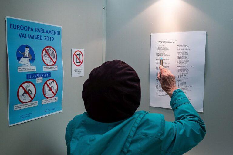 Eestis jäi osavõtt Euroopa Parlamendi valimistest tagasihoidlikuks, kuid Euroopa Liidus tervikuna tõusis osavõtt üle 50 protsendi.