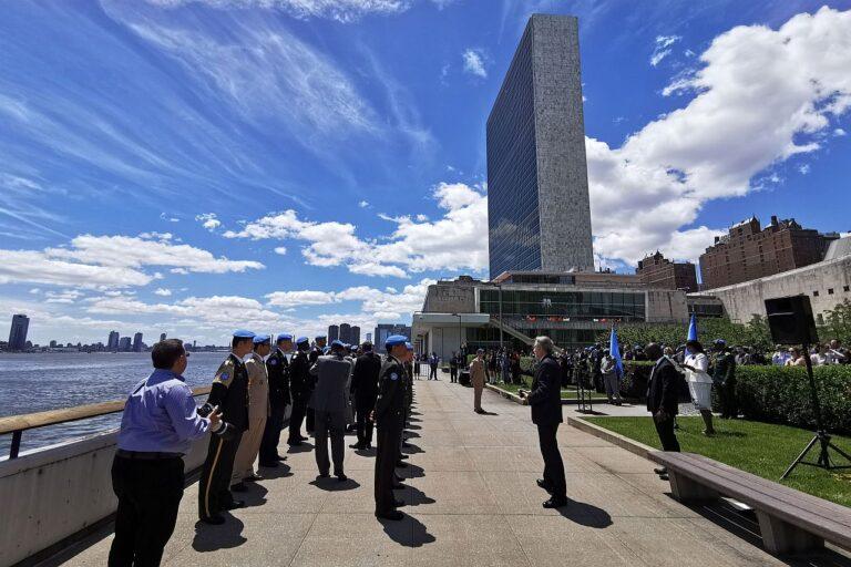 ÜRO peakorter New Yorgis.