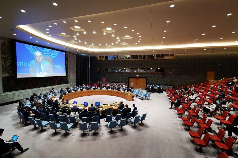 ÜRO Julgeolekunõukogu liikmesus suurendab maailma huvi Eesti vastu.