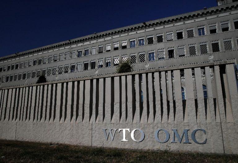 WTO peahoone Genfis.