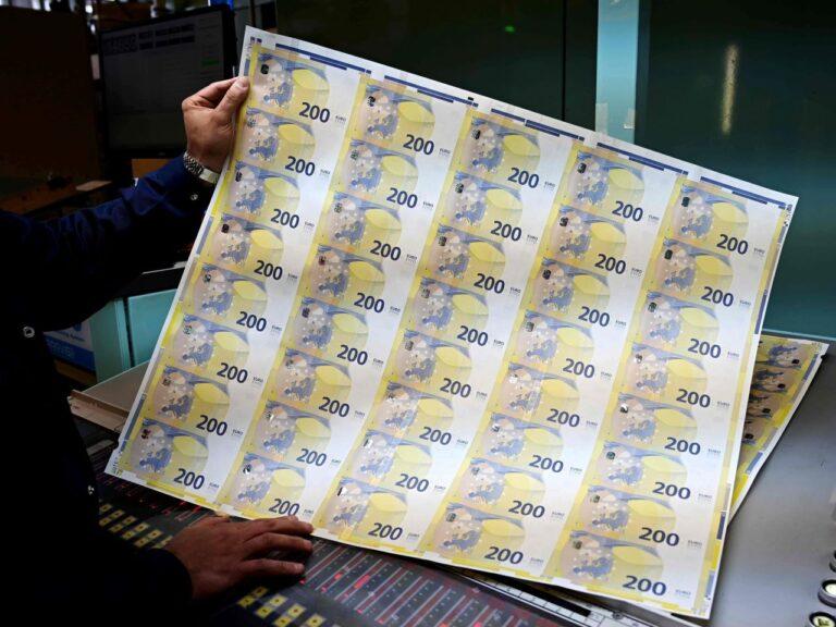 Raha trükkimine saab toimuda ainult niikaua, kuni püsib usaldus turgude vastu.
