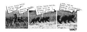 Polja ja Proša Eestis