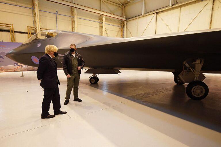 Osana Ühendkuningriigi julgeoleku-, kaitse-, arengu- ja välispoliitika visioonide avalikustamisest külastas peaminister Boris Johnson ettevõttet BAE Systems Wartoni lennuväljal ning tutvus Team Tempesti arendustega.