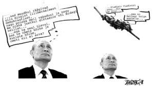 Putin ja kolm tarka