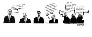 Putin, NATO ja karu