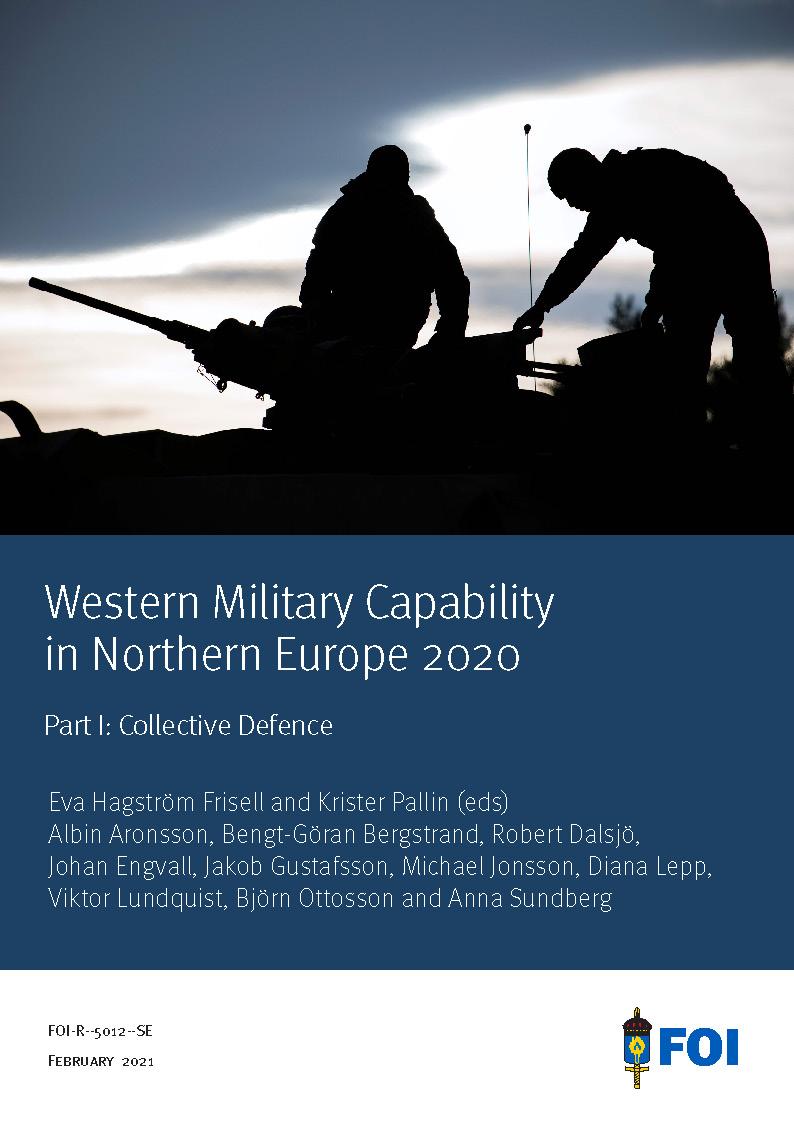 Lääne sõjalised võimed Põhja-Euroopas