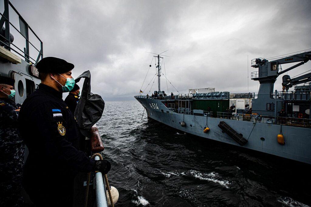 Rahvusvaheline suurõppus Baltops 2020, kus osales 3000 inimest 19 riigist, sealhulgas Eestist, Taanist, Soomest, Lätist, Leedust, Norrast ja Rootsist. Kui Põhjala-Balti piirkonda peaks tabama sõjaline konflikt, ei saa ükski riik sellest puutumata või kõrvale jääda. Julgeolek on meil kõigil üks.