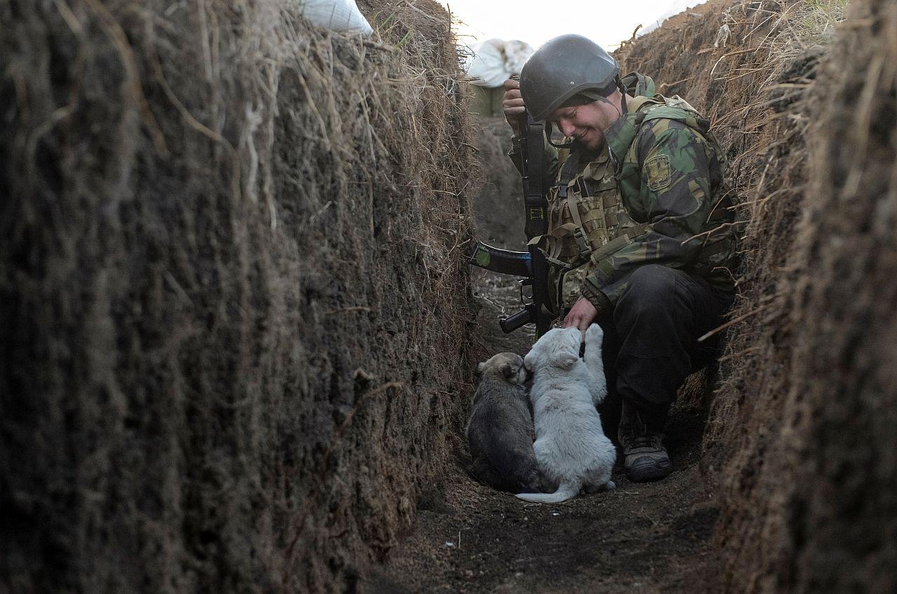 Pinged on hetkel küll näiliselt leevenenud, kuid olukord on Ukrainas jätkuvalt pinev.