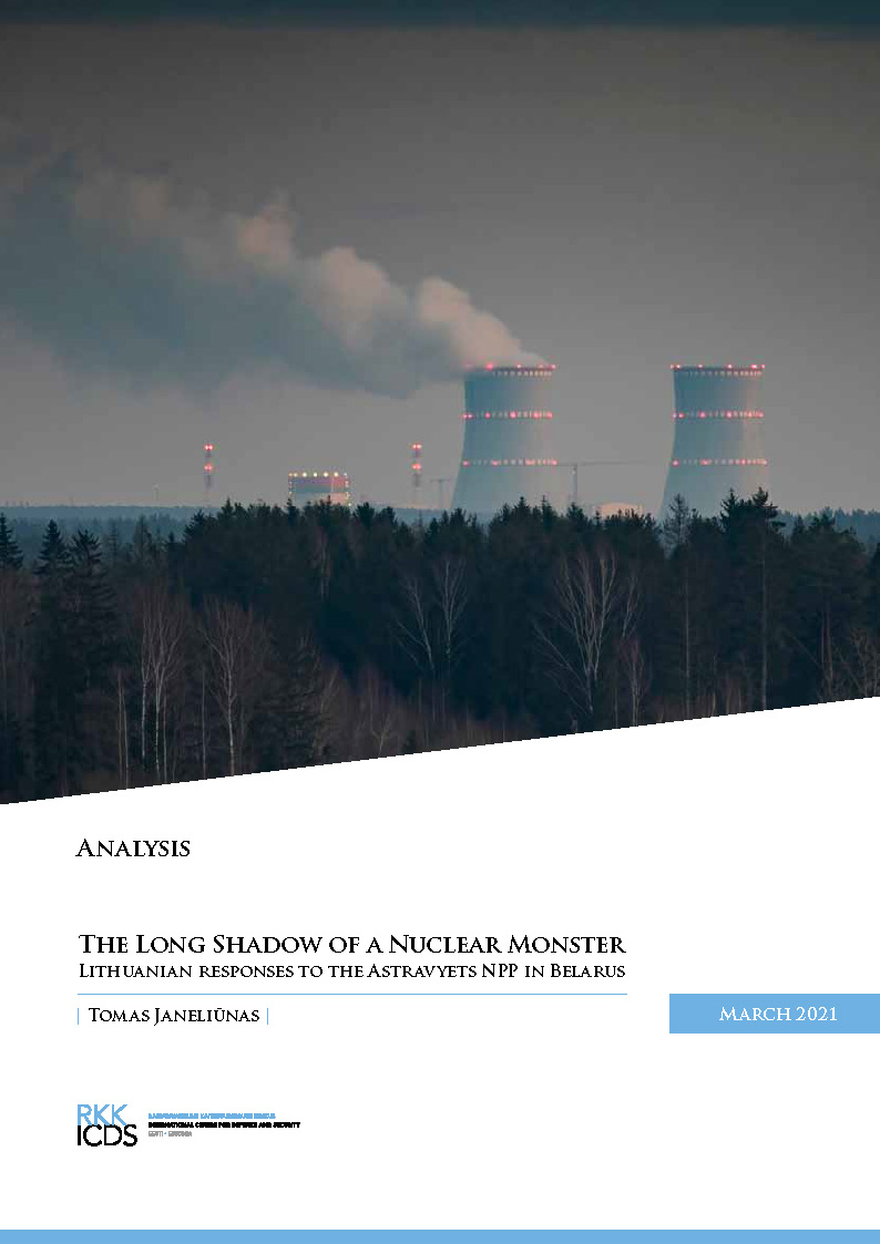 Hübriidaatomid: Rosatom Euroopas ja tuumaenergia Valgevenes